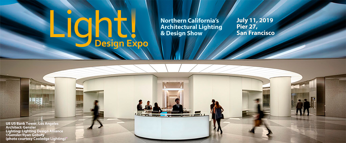 Visit us at Light! Design Expo